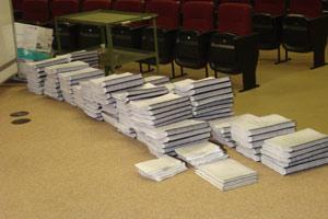 Documentação apresentada pela Gol ao Ministério Público do Trabalho