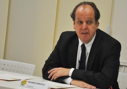 Eduardo Sanovicz, presidente da Abear, divulgou estabilidade registrada pelas companhias em novembro