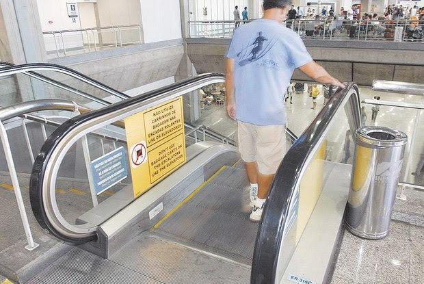 Legislação, falta de infraestrutura e de logística são motivos que afastam as companhias Foto: Paulo Araújo / Agência O Dia