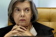 """Relatora do caso, ministra Carmen Lúcia: """"Um ato licito da administração também pode gerar responsabilidade"""""""