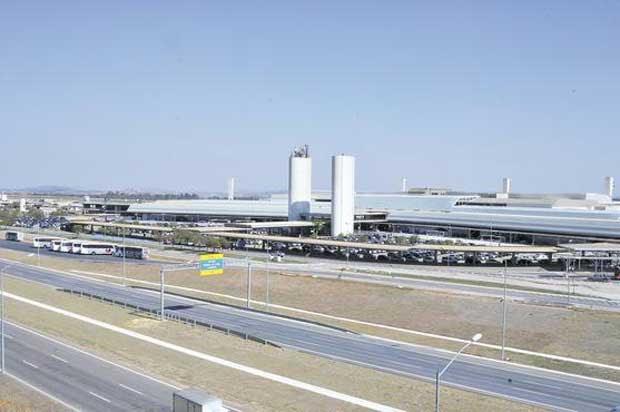 Pouco mais de um mês após ser transferido para a iniciativa privada, o aeroporto internacional de Confins amplia suas operações com anúncio de rota de BH para Punta Cana