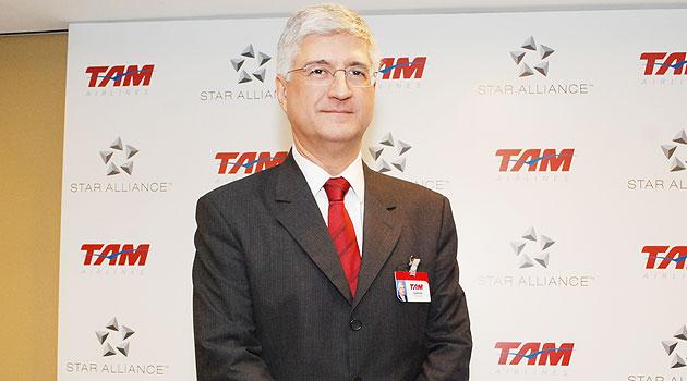 Ex-presidente da TAM, David Baroni Neto. Foto: Divulgação