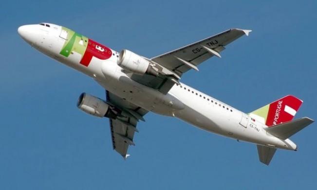 Avião da TAP - Reprodução de internet