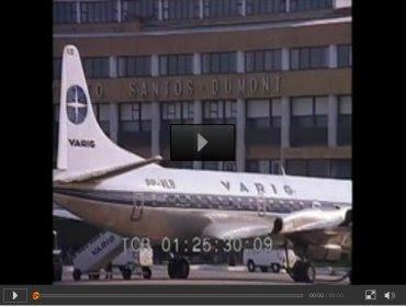 (Vídeo institucional da Varig resgatado pelaRevista Flap)