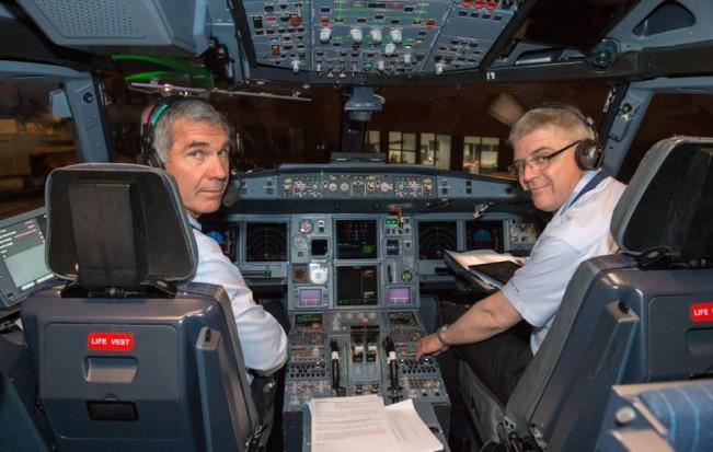 A Boeing calcula que a região da América Latina vai precisar de 51 mil novos pilotos até 2035 (Airbus)