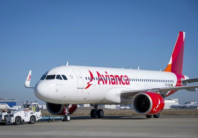 Avianca recebeu primeiro avião A320neo; empresa padronizou a frota em modelos da fabricante europeia (Foto: Divulgação)