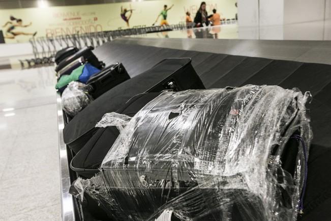 Em 2016, foram 21,6 milhões de malas extraviadas no mundo (Foto: Lucas Lima/UOL)